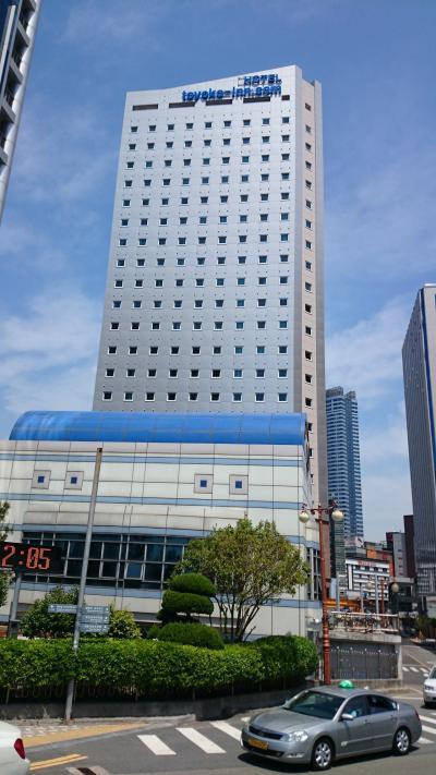 東横イン釜山海雲台ナンバー 1 写真