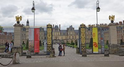 フォンテーヌブロー宮殿の画像 p1_5