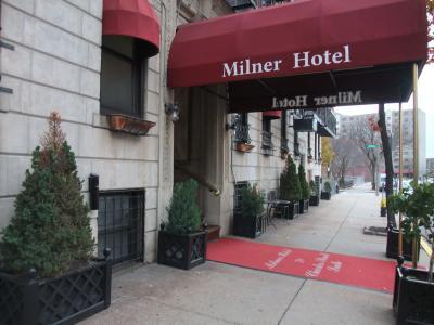 ミルナー ホテル ボストン コモン