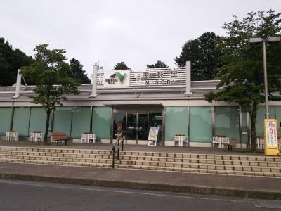 美野里パーキングエリア(上り線)スナックコーナー