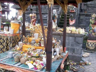 ウルン・ダヌ・バトゥール寺院