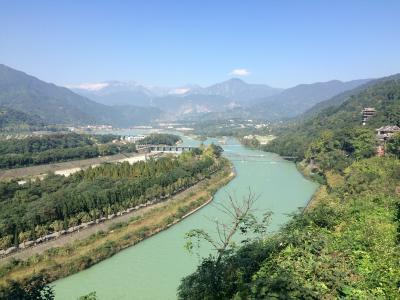 都江堰(トコウエン)