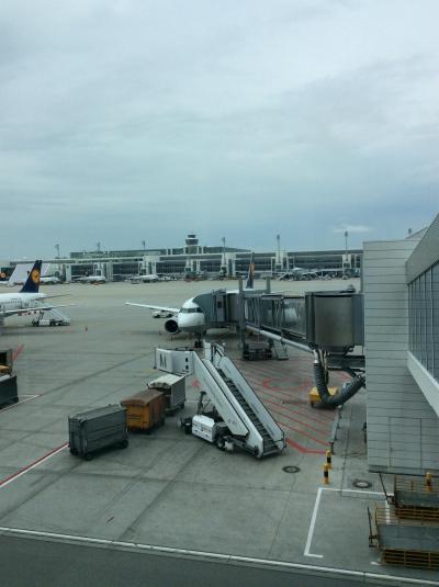 ミュンヘンからブリュセル直行便