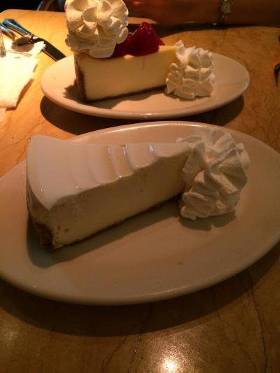 チーズケーキ・ファクトリー