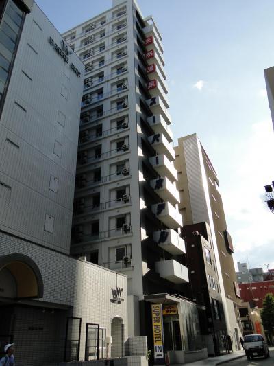 すすきの・札幌の宿泊スポット スーパーホテル札幌すすきの