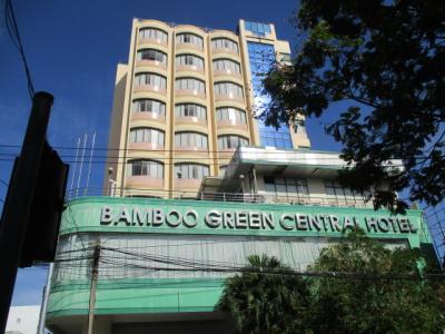 バンブー グリーン セントラル ホテル 写真