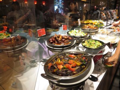 中華ビュッフェレストラン 上海柿安 イオンレイクタウン店