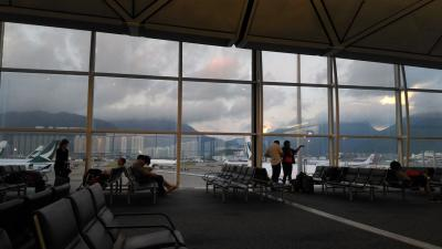 香港国際空港(チェク ラップ コック空港) (HKG)