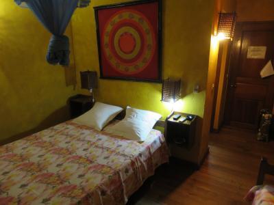 ホテル バオバブ カフェ