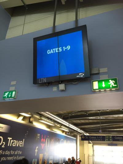 ロンドン・ルートン空港 (LTN)