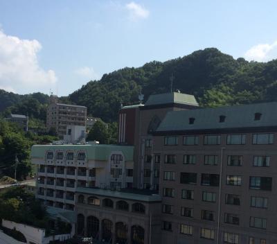 道後温泉 ホテル椿館