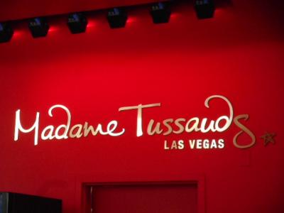 マダム タッソーろう人形博物館 ラスベガス