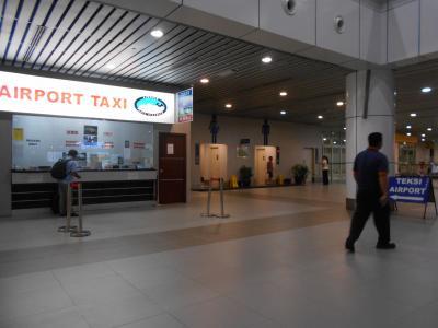 コタキナバル国際空港 (BKI)