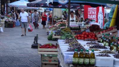 コトル市場