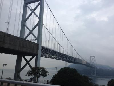 壇之浦パーキングエリア