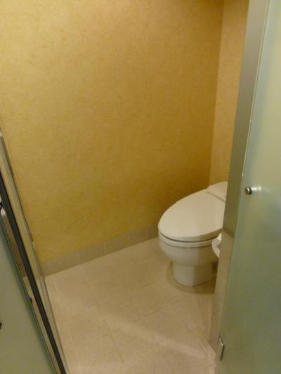 トイレです.