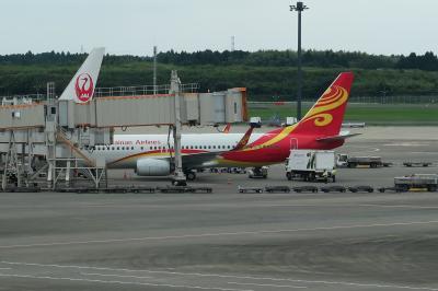 西安・成田の直行便が就航