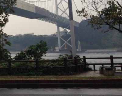 関門海峡(早鞆ノ瀬戸)