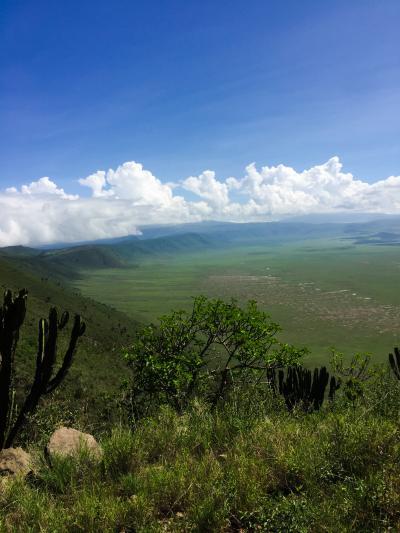 ンゴロンゴロ保全地域