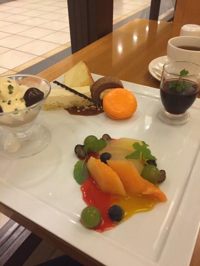 カフェ「セリーナ」 JRタワーホテル日航札幌
