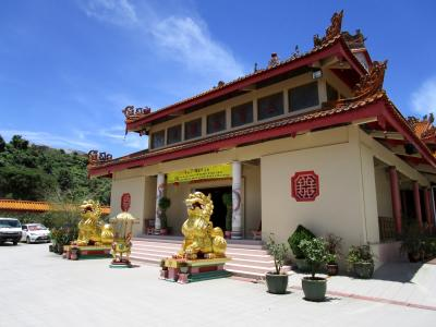 サン ポー寺院 (三宝萬佛寺)
