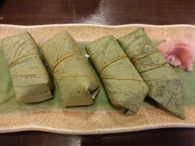 柿の葉ずしヤマト  五條本店 大和鮨 夢宗庵
