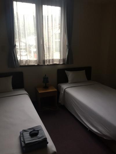 ホテル鍋城