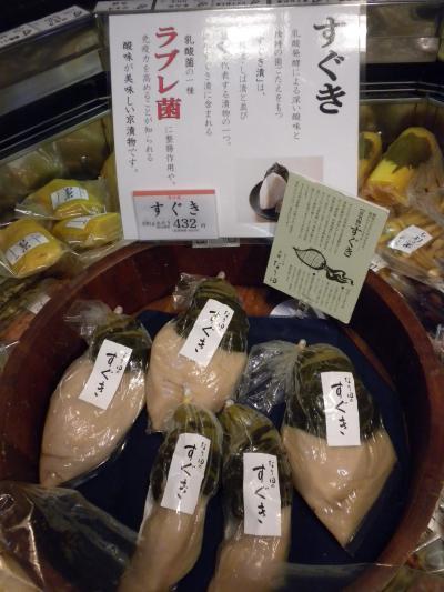 御すぐき處 京都なり田 本店