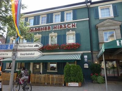 ホテル ゴルデナー ヒルシュ