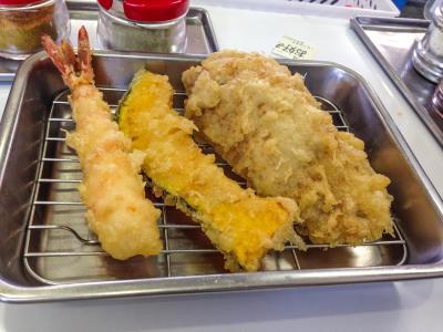 天ぷらひらお 本店