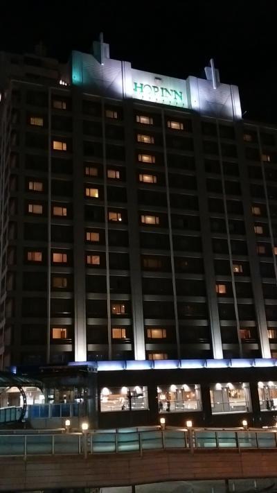ホテルホップインアミング
