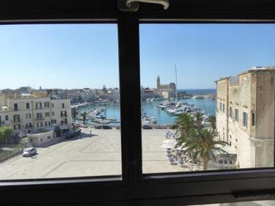 トラーニで最も眺望が素晴らしいホテルです♪