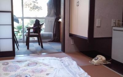 割烹旅館 新花の茶家