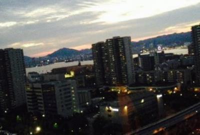 神戸ポートピアホテル 写真