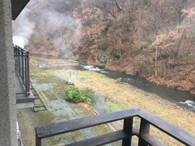 大沢温泉 山水閣