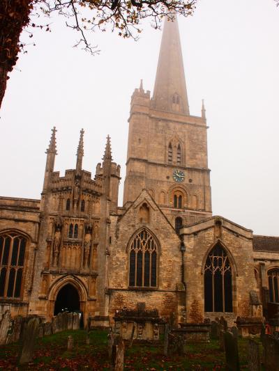 500年以上も前からある古い教会