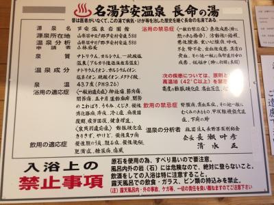 芦安温泉 岩園館