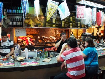 プエルト市場:ウルグアイを訪れるなら立ち寄るべし(モンテビデオ/ウルグアイ)