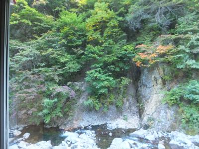 歩いてたどりつく温泉 大平温泉 滝見屋
