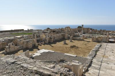 クリオンの古代遺跡