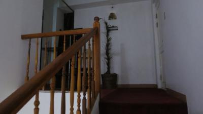 レンジ洗濯機のある7Fは階段でしか行けません