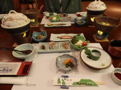 星空露天と味のおもてなし 金沢辰口温泉たがわ龍泉閣