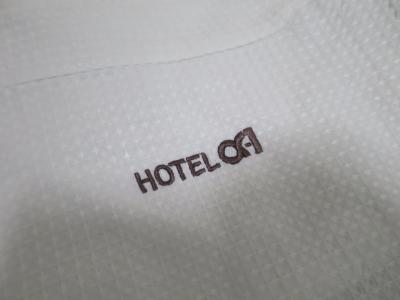 ホテルアルファーワンいわき