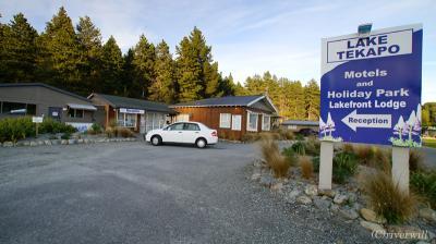 Lake Tekapo Motels & Holiday Park 写真