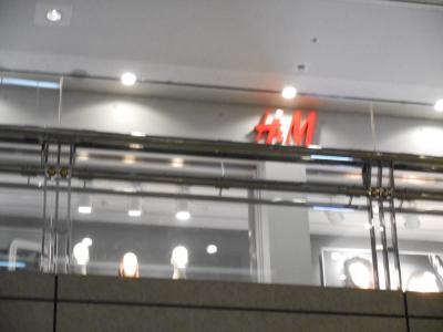 H&M 横浜店