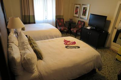 柔らかすぎるベッド