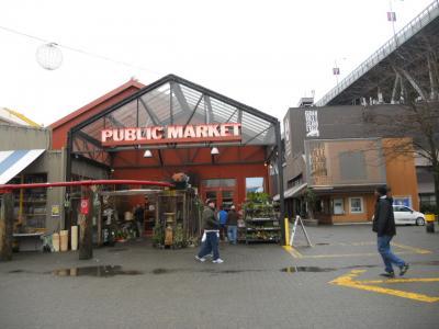 グランビル アイランド パブリックマーケット