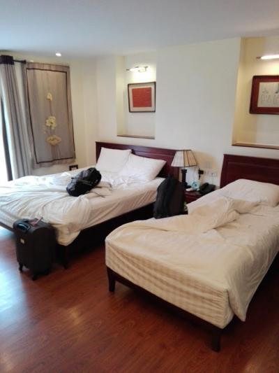 チャーミング 2 ホテル 写真