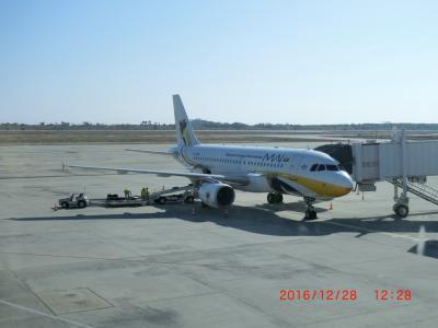 マンダレー国際空港 (MDL)