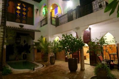 アングサナ リヤド コレクション ホテル モロッコ